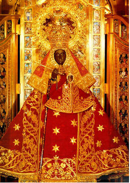 Virgen de Guadalupe, España