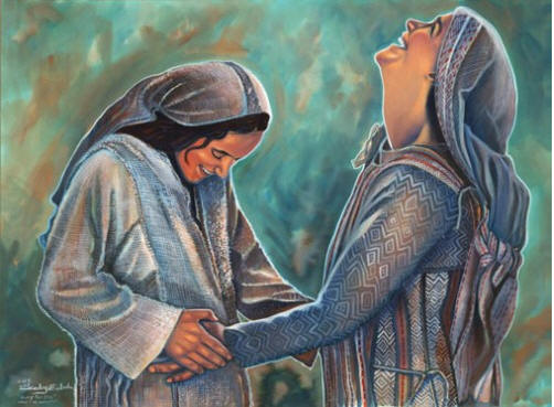 Joy of the Visitation